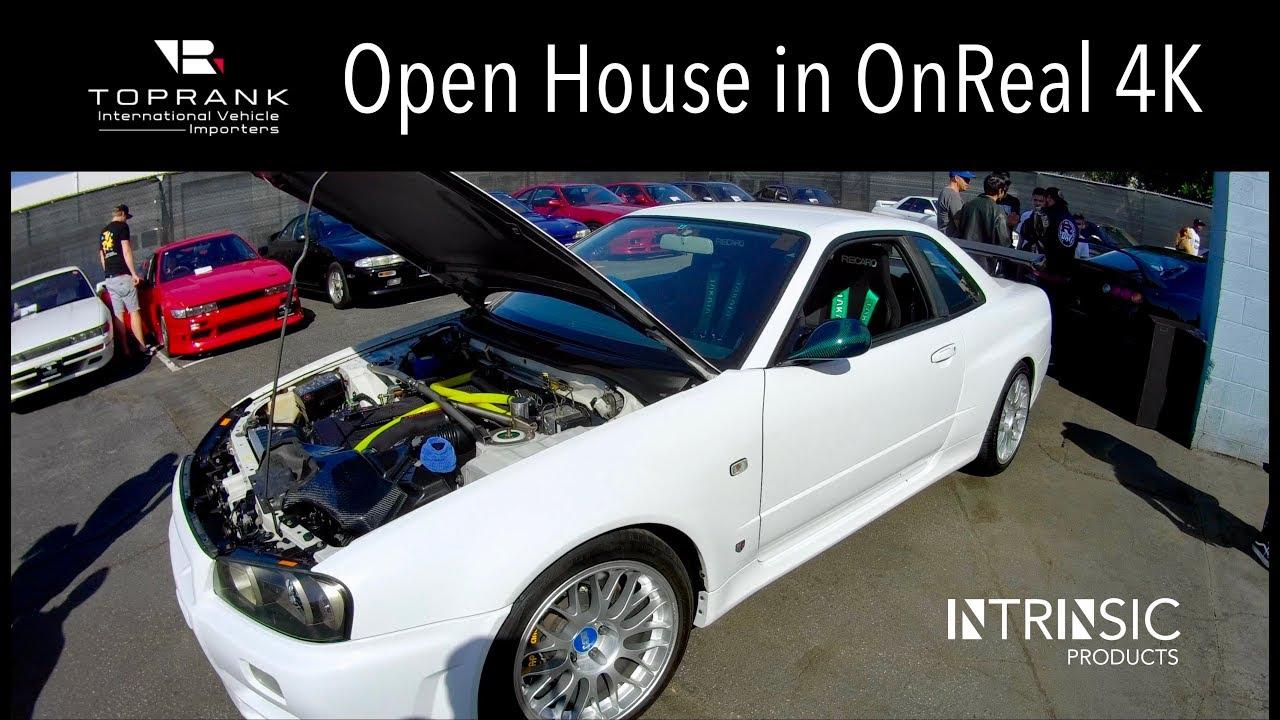International Vehicle Importers >> Toprank International Vehicle Importers Open House In Onreal 4k