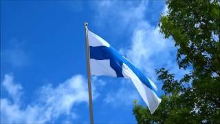 FINLAND 100 YEARS OF INDEPENDENCE, Itsenäisyyspäivä 2017 SUOMI 100 VUOTTA, ÅR. Sysmä, Päijänne