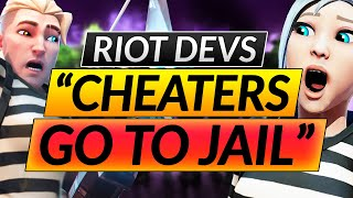 Valorant Devs DESTROY CHEĄTERS - GIANT LAWSUIT and RANKED Changes - Update Guide