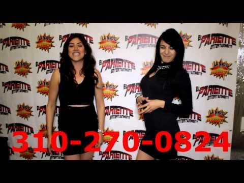 GRUPO MACAO EN LA BREA NIGHT CLUB MODELOS LA RADIO EXPLOSIVA107.3 FM
