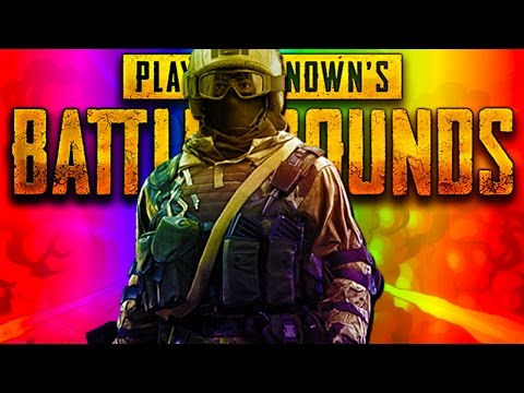 EPIC GRENADE KILL! (Player Unknown's Battlegrounds!)