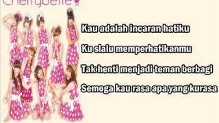 Cherrybelle - Diam Diam Suka (Lyrics Video)