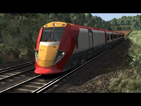 Train Simulator 2018 | London To Brighton Route | Class 460 Gatwick Express | Career Mode HD