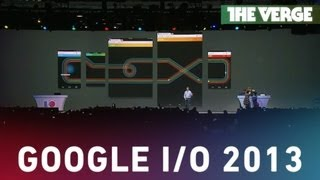 Watch this_ Google's I/O keynote in three and a half minutes