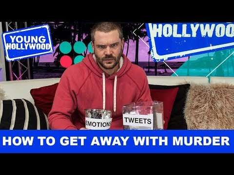Charlie Weber: Reads Emotional  Tweets About How To Get Away With Murder!