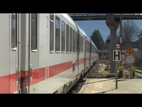 Bahnhof Immenstadt - DB Fernverkehr