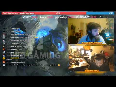 OVERWATCH ENTRE BRO - Bro GAMING FR [ REEDVAUX - PASSEPARTOUT ]