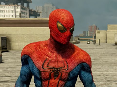 the amazing spider man 2012 pc game free