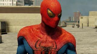THE AMAZING SPIDER-MAN 2 VIDEOGAME - SPIDER-MAN 2012 COSTUME SHOWCASE