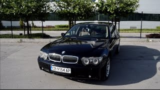 2003 BMW e65 730d In Depth Tour, Start up, Exhaust, Review