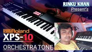 Roland XPS-10 Orchestra & Indian Tones. Contact-8759594335