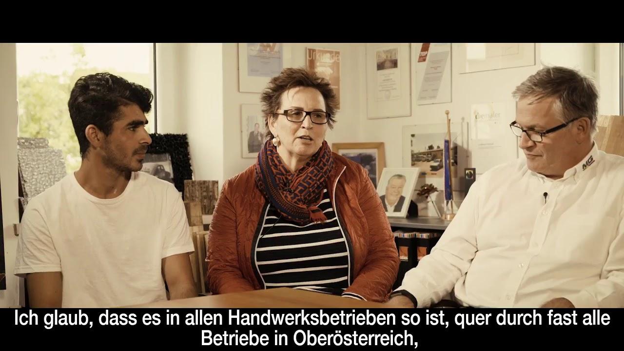 Wir brauchen unsere Lehrlinge! Clip #3 (1) von Hilde Dalik, Michael Ostrowski, Mutterschifffilmyoutube.com