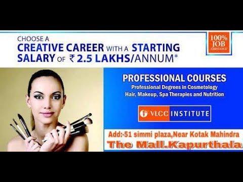 Vlcc Makeup Artist Salary | Makeupview co