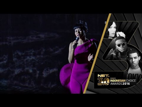 Yura Yunita & Rizky Febian -  Cinta & Rahasia on NET3.0