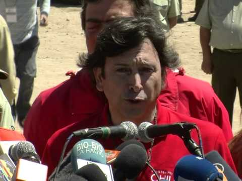 Rescue of Chilean miners ahead of schedule