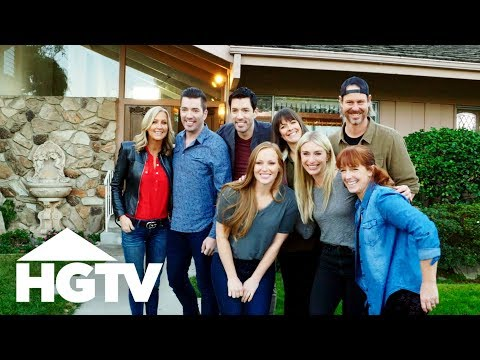 Tanner and Drew - The HGTV Brady Bunch Home Renovation Show Is a Hit