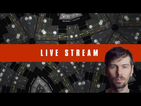 Sunday Sounds - Live Music Production Bitwig Studio Stream