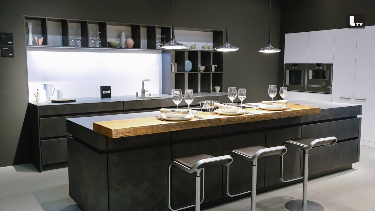 Living Kitchen imm cologne 2015 :: LIFESTYLE TV - YouTube
