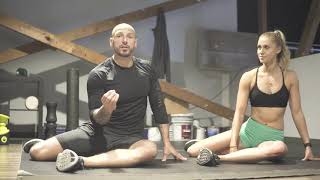 The 90/90 PAILS and RAILS Hip Mobility Exercise For Healthy and Durable Hips w/ Kelsey Heenan