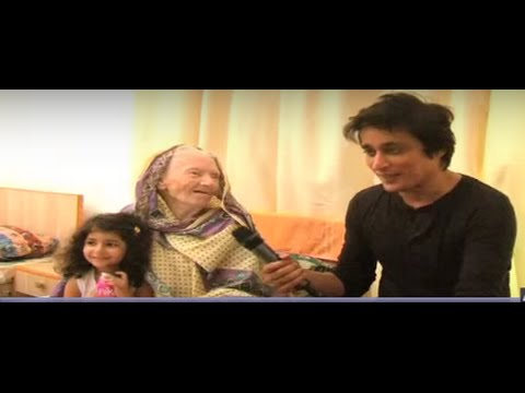 Ek aur subah Binte-e-Fatima old age Home kay saath - Subah Saverey Samaa kay saath, 01 Oct  2015