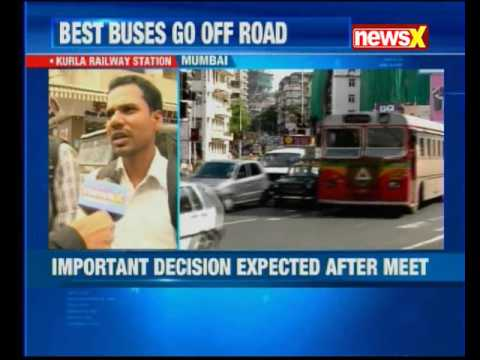 Mumbai: Transport department strike after irregular payment of the salary affected 29 lakh commuters