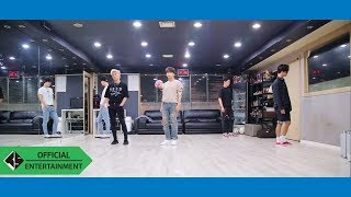 Video B.A.P - HONEYMOON 안무영상(Dance Practice) download MP3, 3GP, MP4, WEBM, AVI, FLV Juni 2018