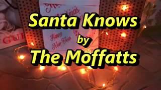 Video The Moffatts - Santa Knows - LYRIC VIDEO download MP3, 3GP, MP4, WEBM, AVI, FLV Maret 2018