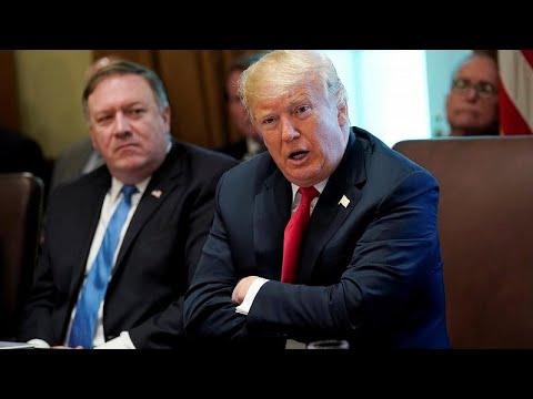 Donald Trump annule la visite de Mike Pompeo en Corée du Nord