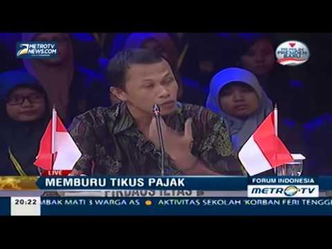 Forum Indonesia: Memburu Tikus Pajak - Full 2014 Terbaru