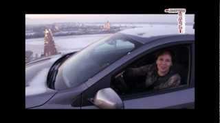 Тест-драйв Renault Fluence.  18.12.12