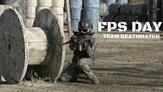 ARC AIRSOFT - FPS DAY - Team Deathmatch