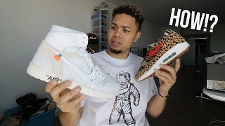 Are Sneaker Raffles Legit? How To Get Your Shoes For Retail