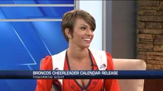 2015 Denver Broncos Cheerleader Calendar Release Party