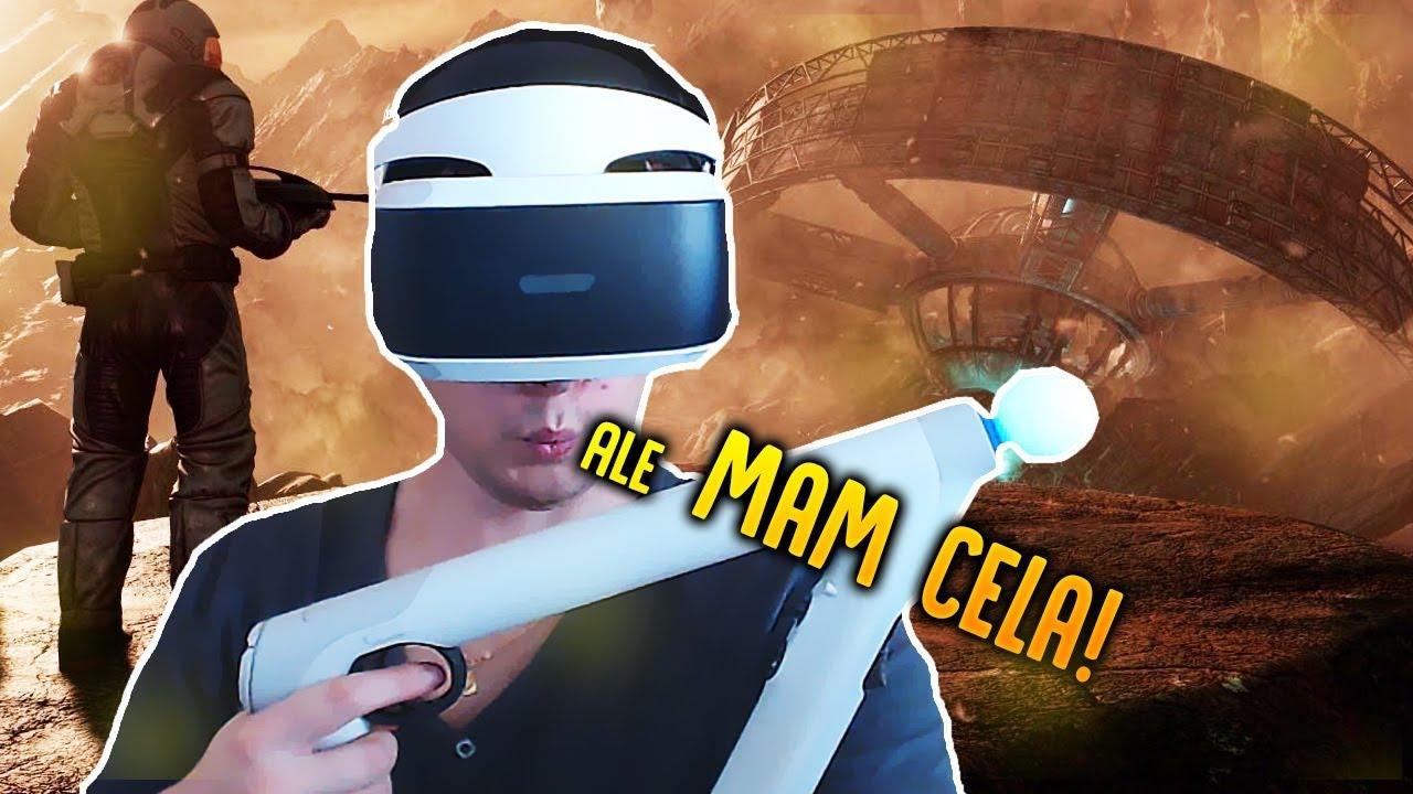 PANICZNIE SIĘ BOJĘ – Farpoint VR (PS4 VR – Playstation Wirtualna Rzeczywistość)