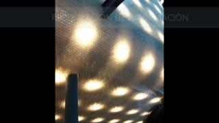 Material Reciclado de Construcción - Modelo de cubierta para invernadero final