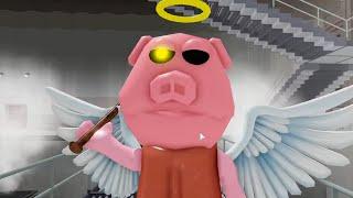 ROBLOX PIGGY 2 GURTY ANGEL JUMPSCARE - Roblox Piggy Book 2 rp
