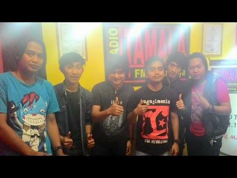 D'wapinz Band - Radio Visit Tamala FM Tasik