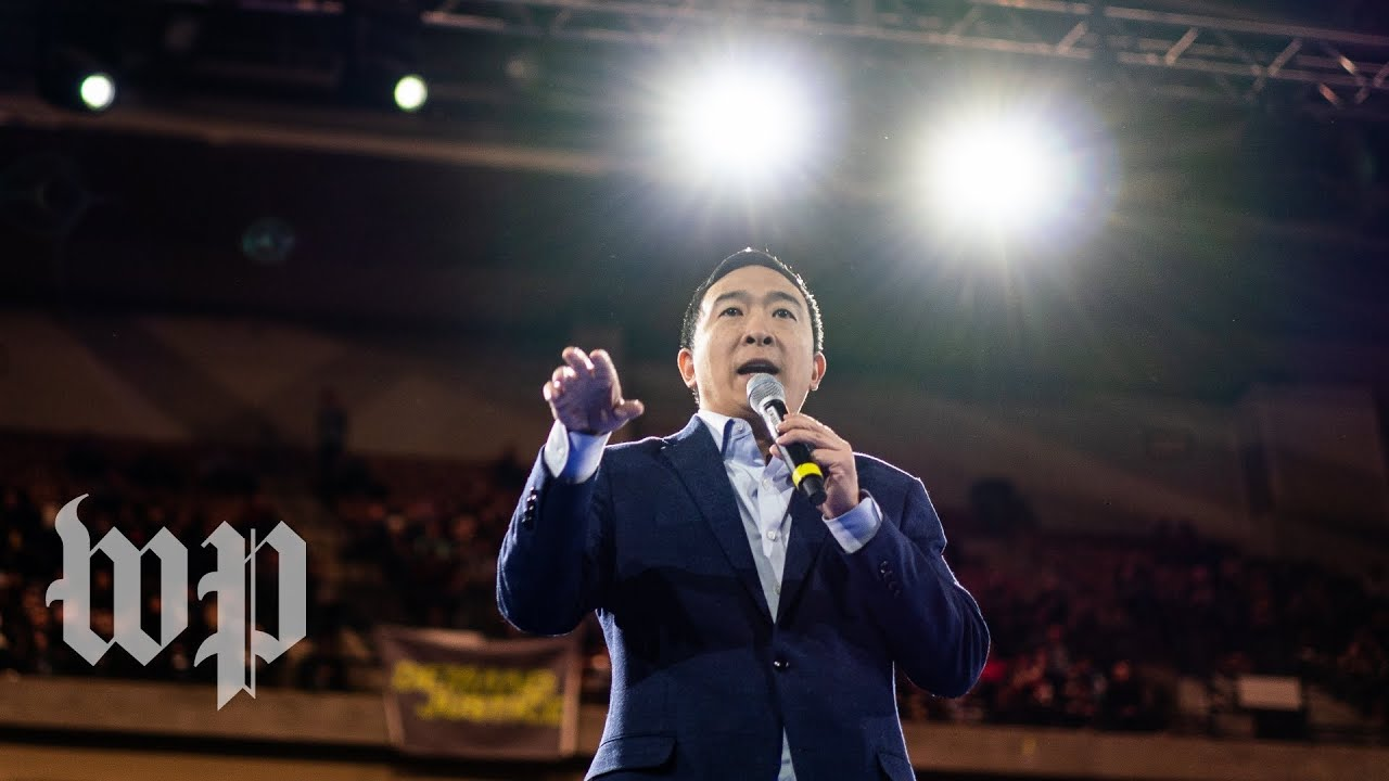 Tech Entrepreneur Andrew Yang Drops Out Of 2020 Presidential Race