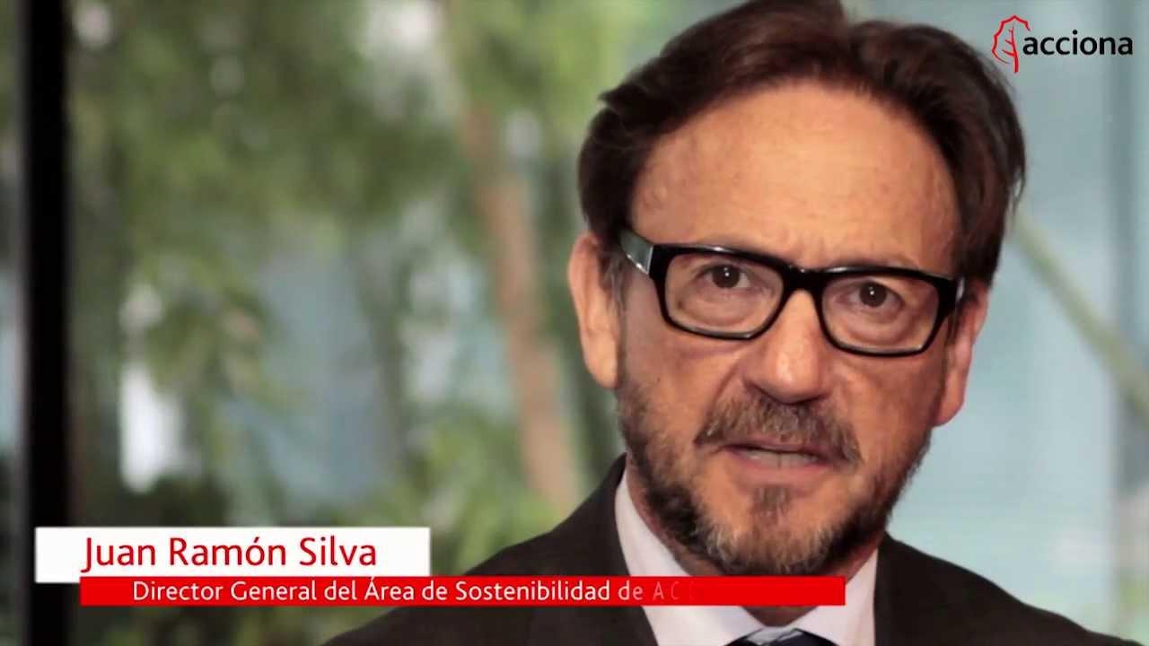 Juan Ramón Silva habla sobre el cambio climático   ACCIONA
