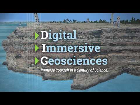 Digital Immersive Geosciences Demo