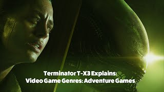 Video Game Genres: (Strategy) Adventure Genre Part 1/3