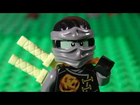 LEGO NINJAGO - COLE V
