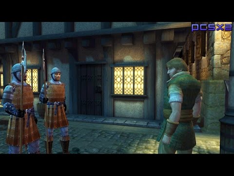 Baldur's Gate: Dark Alliance - PS2 Gameplay 1080p (PCSX2)