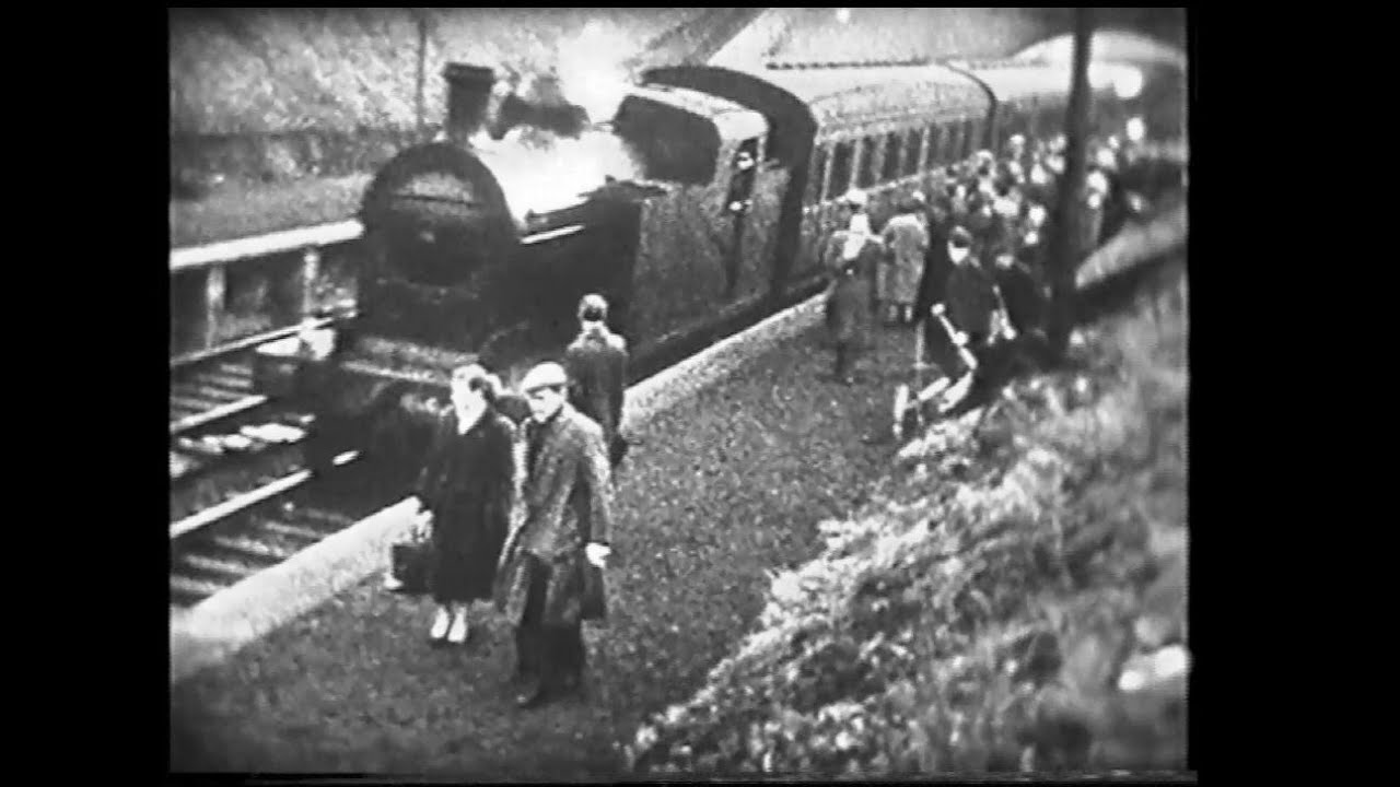 Gnri Harmonstown Station Opens 1957
