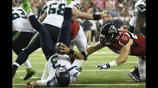 NFL Unusual Safeties