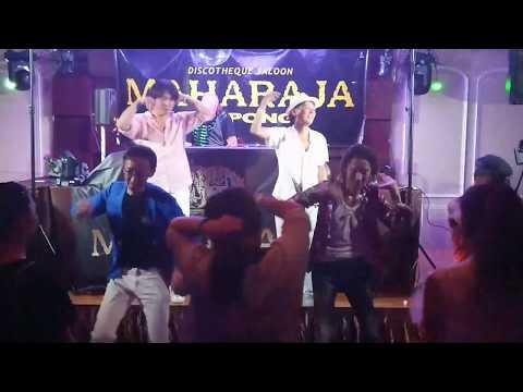 2019 8 10 MAHARAJA NIGHT -BUBBLY SUMMER SPECIAL- / John Robinson 1-1