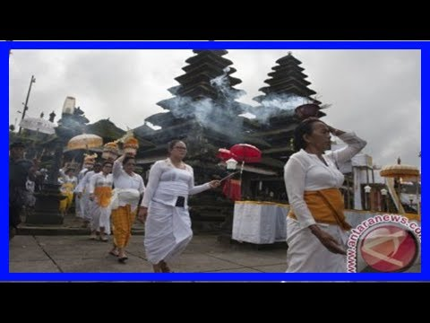 Breaking News | China leads in number of foreign tourists visiting bali