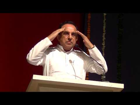 Dr  Subramanian Swamy speech to express Solidarity with ISRAEL, 3 August 2014