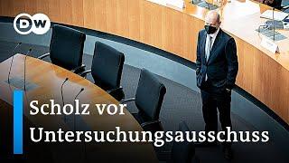 Wirecard Skandal: Verantwortung bei Olaf Scholz? | DW Nachrichten