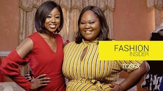Trendy Clothes for Curvy Women: Fashion Insider with Tosfa